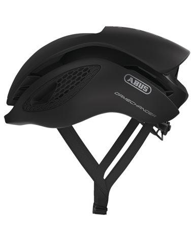 Abus GameChanger Road Cycling Helmet, Velvet Black