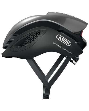 Abus GameChanger Road Cycling Helmet, Dark Grey