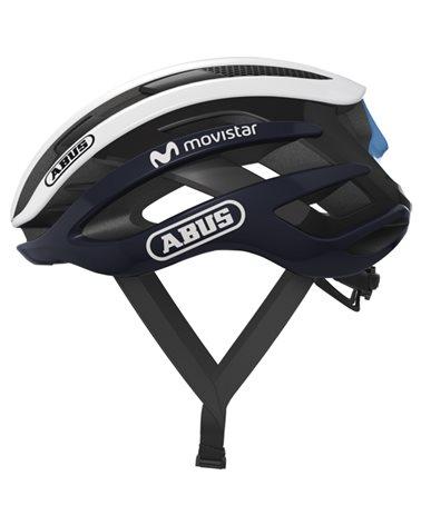 Abus AirBreaker Road Cycling Helmet, Movistar Team 20