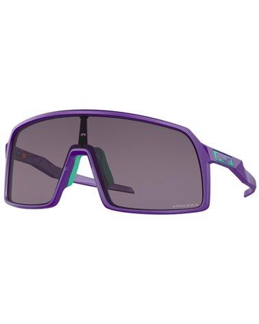 Oakley Occhiali Sutro Matte Electric Purple/Prizm Grey