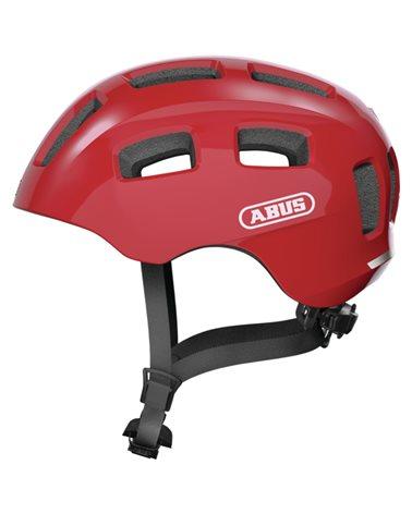 Abus Youn-I 2.0 Kids Cycling Helmet, Blaze Red