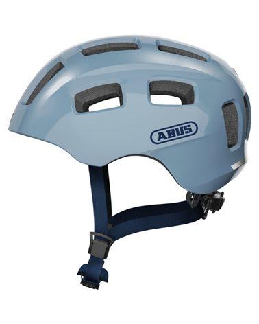 Abus Youn-I 2.0 Kids Cycling Helmet, Glacier Blue