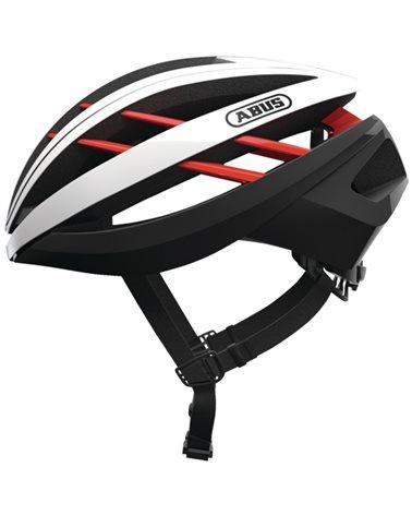 Abus Aventor Road Cycling Helmet, Blaze Red