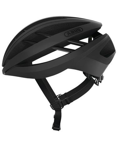 Abus Aventor Road Cycling Helmet, Velvet Black