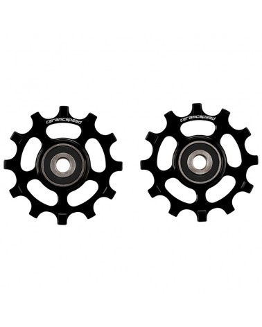 CeramicSpeed 107520 Pulley Campagnolo 12s Black Coated