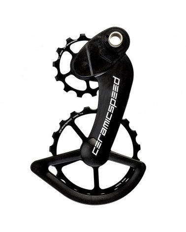 CeramicSpeed 107426 Pulley OSPW Campagnolo 12s EPS Black