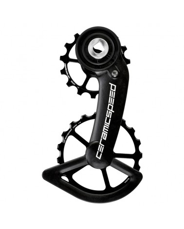 CeramicSpeed 107378 Pulley OSPW Sram Red/Force AXS Black