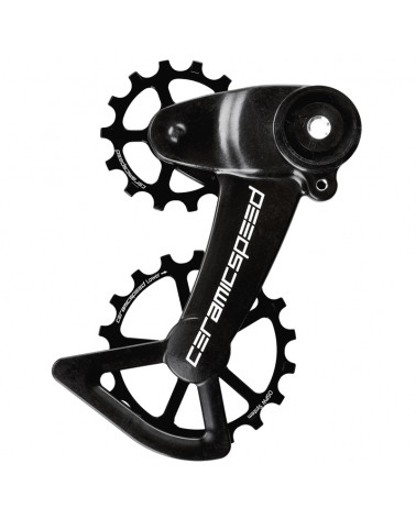 CeramicSpeed 106965 Pulley OSPW X Sram Eagle Mechanical Black