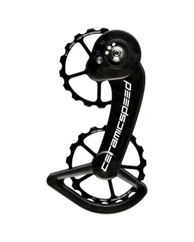 CeramicSpeed 101661 Pulley OSPW Sram 10+11s Mechanical Black Coated