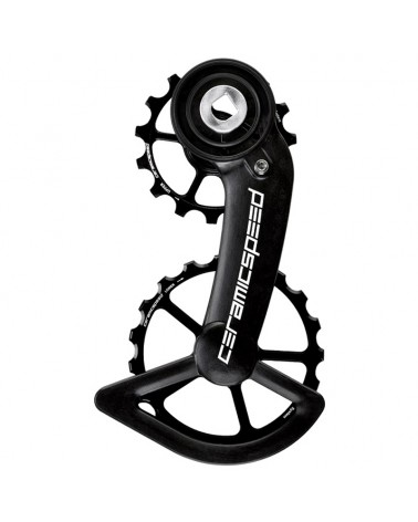 CeramicSpeed 107380 Pulley OSPW Sram Red/Force AXS Alt Black Coated