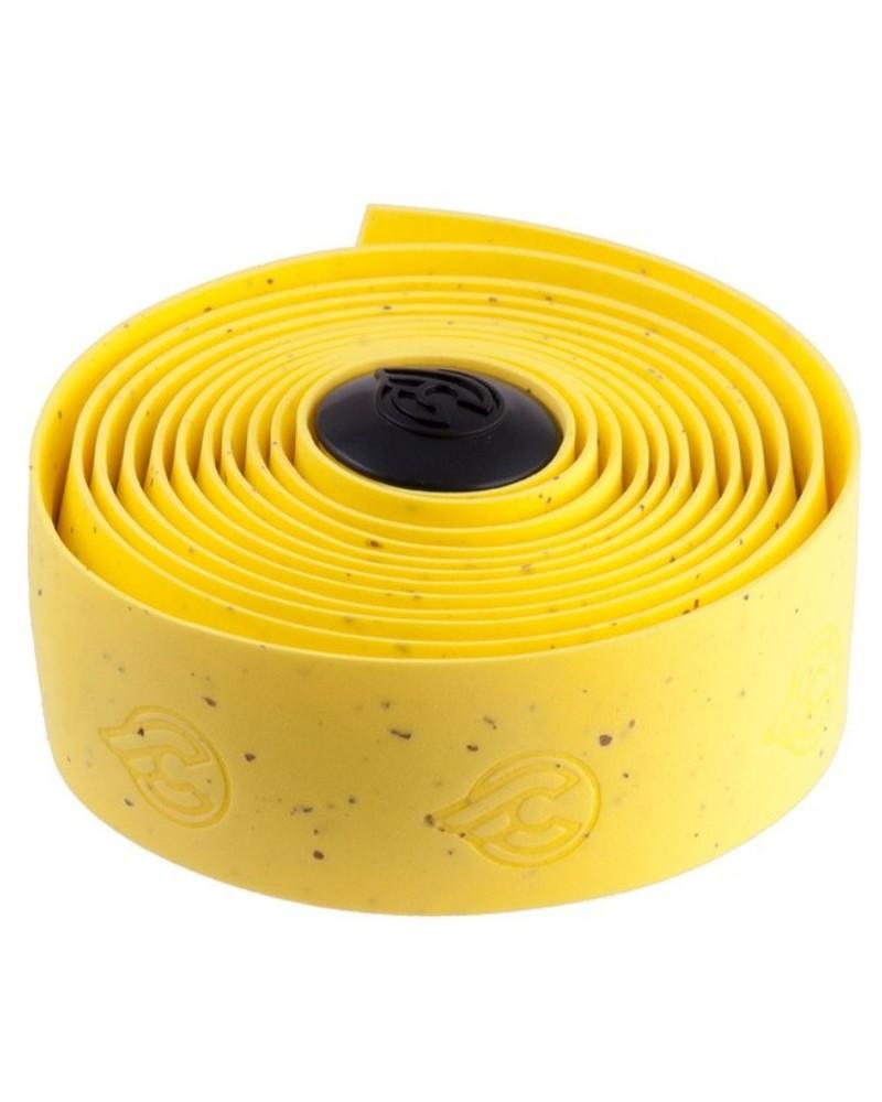 Cinelli Cork Handlebar Tape, Yellow