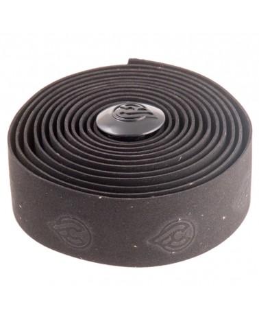 Cinelli Cork Handlebar Tape, Black
