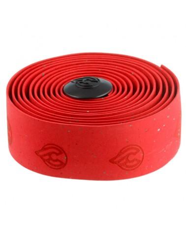 Cinelli Gel Cork Handlebar Tape, Red