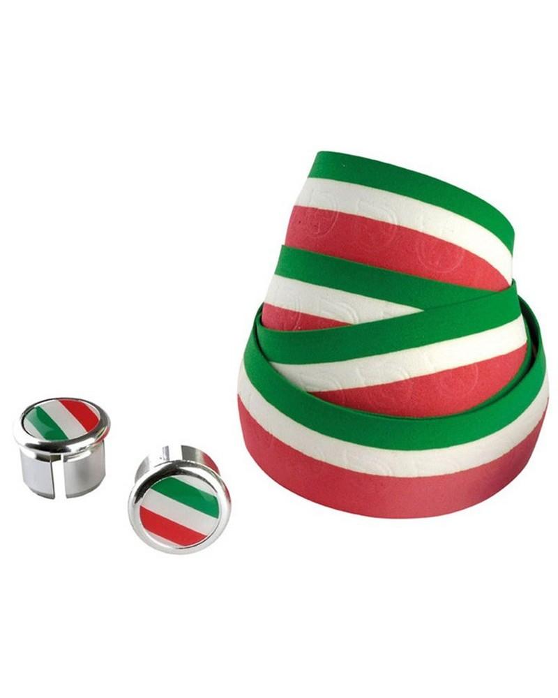 Cinelli Classic Eva Nastro Manubrio, Tricolore ITA