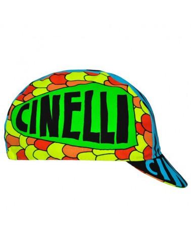 Cinelli Poseidon Ana Benaroya Cycling Cap (One Size)