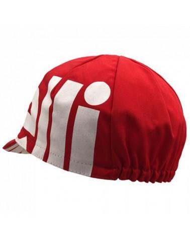 Cinelli Nemo Tig Cherry Bomb Cappellino Ciclismo, Rosso (Taglia Unica)