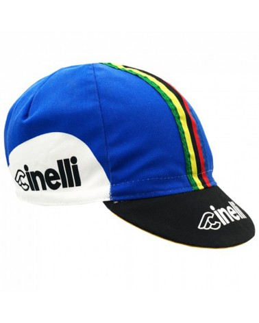 Cinelli Bassano 85 Cycling Cap (One Size Fits All)