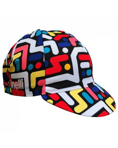 Cinelli Yoon Hyup City Lights Cycling Cap (One Size Fits All)