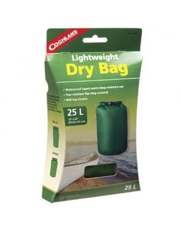 Coghlans Sacca Stagna Dry Bag 25 L, 25 X 51 cm