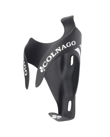 Colnago Bottle Cage Carbon, Black/White (Matt)