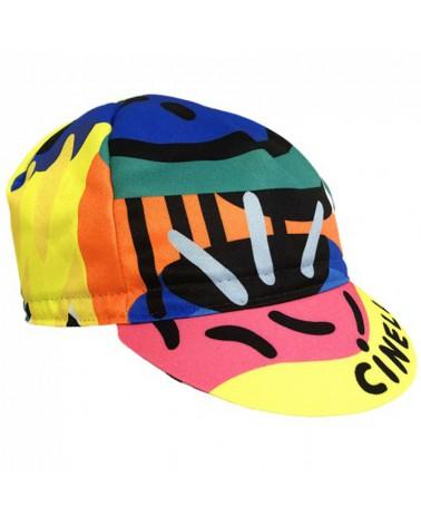 Cinelli Tarsila Schubert Deep Love Dive Cycling Cap (One Size Fits All)