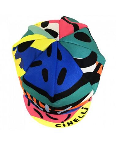Cinelli Tarsila Schubert Deep Love Dive Cappellino Ciclismo (Taglia Unica)