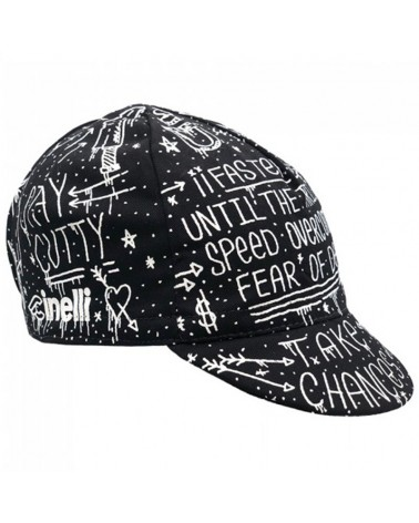 Cinelli Rider Collection Chas Christiansen Cycling Cap (One Size Fits All)