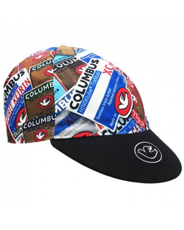 Cinelli Columbus Multitag Cycling Cap (One Size Fits All)