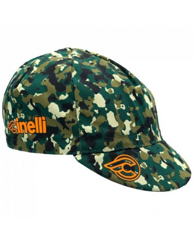 Cinelli Cork Camo Cycling Cap (One Size Fits All)