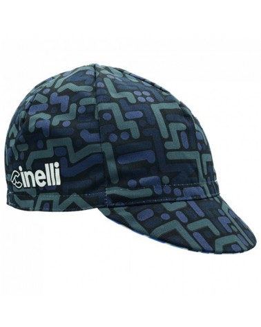 Cinelli Yoon Hyup New York City Cappellino Ciclismo (Taglia Unica)