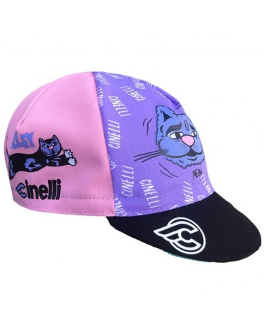 Cinelli Stevie Gee Alley Cat Cycling Cap (One Size Fits All)