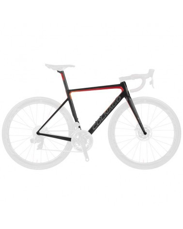 Colnago Kit Telaio V3RS Direct Mount - Forcella V3rs Carbon - RZRD