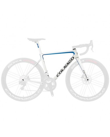 Colnago V3RS Direct Mount Frame Kit - V3rs Carbon Fork - RZWB