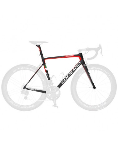 Colnago Kit Telaio V3RS Direct Mount - Forcella V3rs Carbon - RZUA