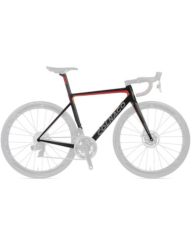 Colnago Kit Telaio V3RS Disc - Forcella V3rs Disc Carbon - RZRD