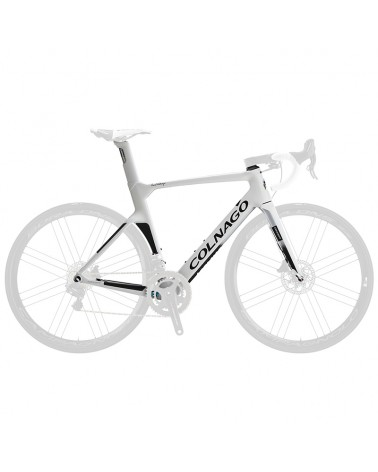 Colnago Kit Telaio Concept Direct Mount - Forcella Concept Carbon - NJWH