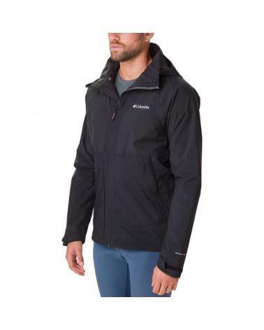 Columbia Evolution Valley Waterproof Men's Jacket, Black