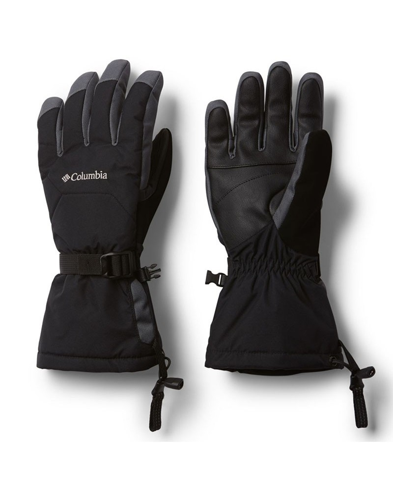 Columbia Whirlibird Men's Glove, Black
