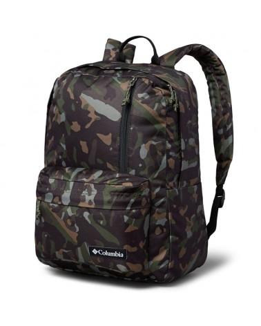 Columbia Sun Pass II Backpack for 24.3 L, Surplus Green Glen Camo