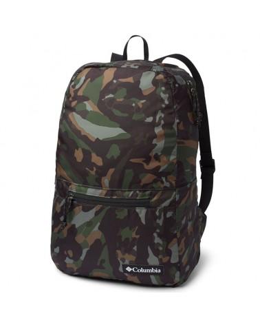 Columbia Pocket Daypack II Packable 18 L, Surplus Green Glen Camo