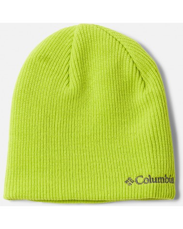 Columbia Whirlibird Watch Cap Beanie, Bright Chartreu (One Size Fits All)