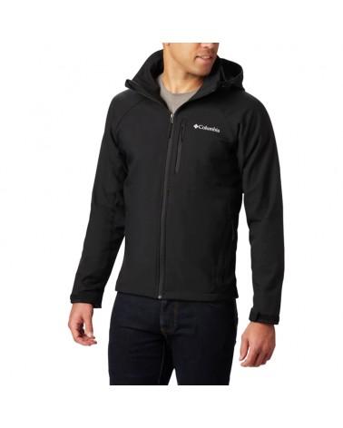 Columbia Cascade Ridge II Men's Softshell Jacket, Black