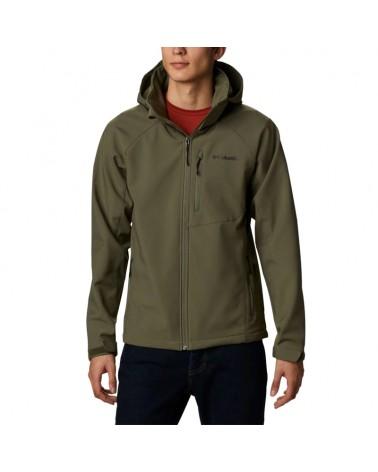 Columbia Cascade Ridge II Men's Softshell Jacket, Stone Green