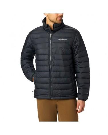 Columbia Powder Lite Insulated Men's Jacket, Black