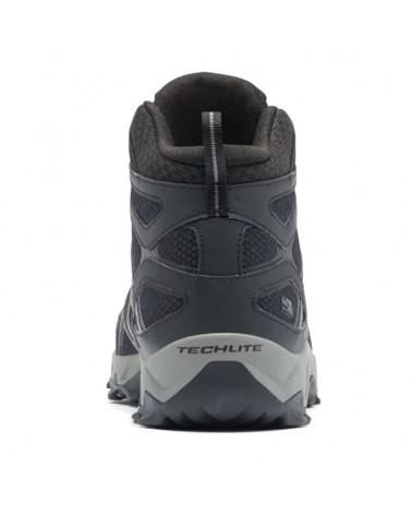 Columbia Peakfreak X2 Mid Outdry Scarponi Trekking Uomo, Black/Dark Pewter