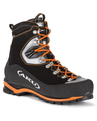 Aku Yatumine GTX Gore-Tex Men's Mountaineering Boots, Black/Orange