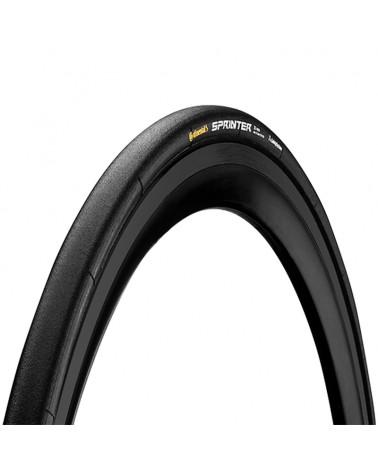 "Continental Sprinter Tubular 28"" X 22 mm Tubolare, Black/Black Skin"