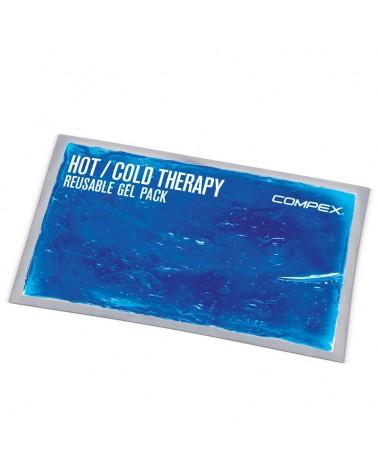 Compex Hot/Cold Gel Pack Riutilizzabili 29x27cm Trattamento Istantaneo Infortuni