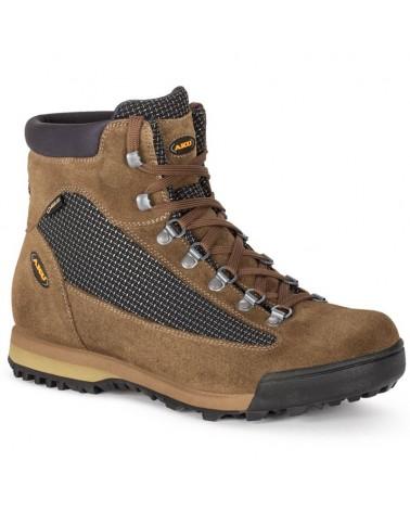 Aku Slope Ballistic GTX Gore-Tex Men's Trekking Boots, Black/Olive