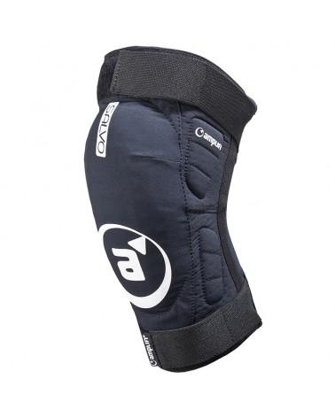 Amplifi Salvo MTB Knee Protector, Jet-Black